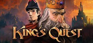 King's Quest (2015/2016) - Cover art