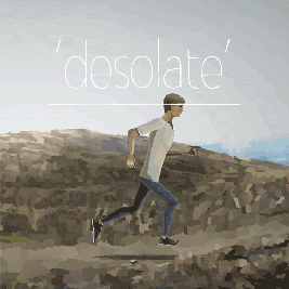 desolate Box Cover