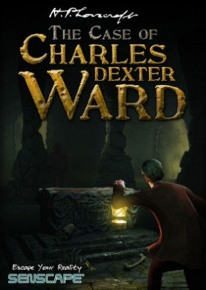 The Case of Charles Dexter Ward (H.P. Lovecraft's) Box Cover