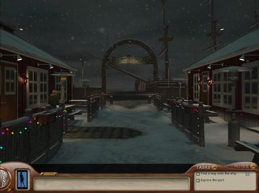 Screenshot for Nancy Drew: Sea of Darkness #2