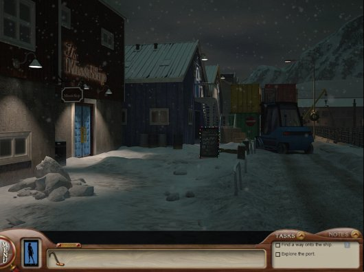 Screenshot for Nancy Drew: Sea of Darkness #3