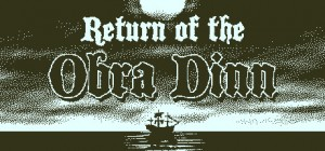 Return of the Obra Dinn Box Cover