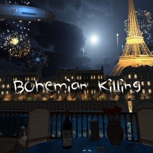 Bohemian Killing Box Cover