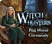 Witch Hunters: Full Moon Ceremony - Cover art