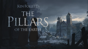 The Pillars of the Earth (Ken Follett's) Box Cover