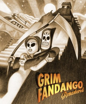Grim Fandango Remastered Box Cover