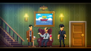 The Darkside Detective Screenshot #1