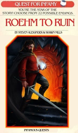 Quest for Infamy: Roehm to Ruin Box Cover