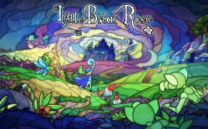 Little Briar Rose - Cover art