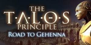The Talos Principle: Road to Gehenna Box Cover