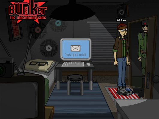 Screenshot for Bunker: The Underground Game #2
