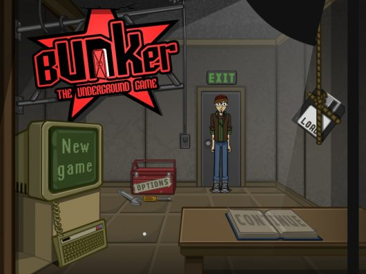 Screenshot for Bunker: The Underground Game #0