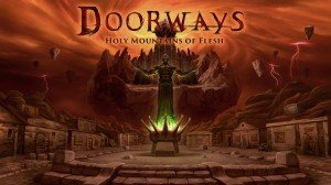 Doorways: Holy Mountains of Flesh Box Cover