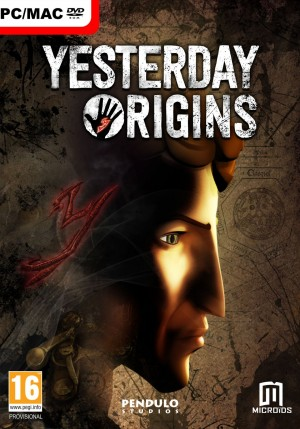 Yesterday Origins Box Cover