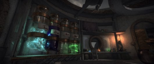 Screenshot for Quern: Undying Thoughts #3