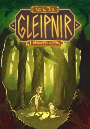 tiny & Tall: Gleipnir – Part 1 Box Cover