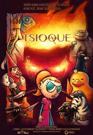 TSIOQUE Box Cover