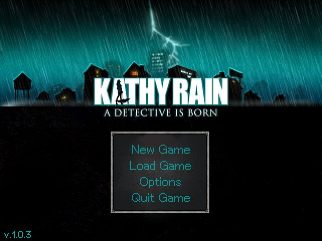 Kathy Rain Screenshot 68948
