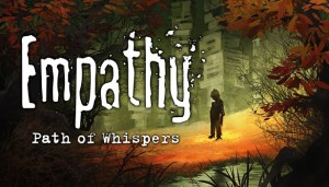 Empathy: Path of Whispers - Cover art