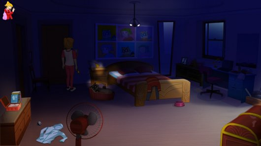Screenshot for Sandra and Woo in the Cursed Adventure #4