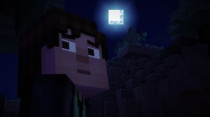 'Minecraft: Story Mode - Episode 1: The Order of the Stone - Screenshot #12