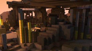 'Minecraft: Story Mode - Episode 1: The Order of the Stone - Screenshot #3