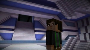 'Minecraft: Story Mode - Episode 2: Assembly Required - Screenshot #7