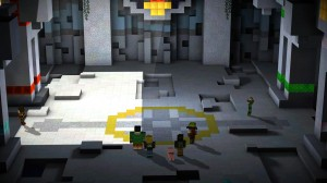 'Minecraft: Story Mode - Episode 2: Assembly Required - Screenshot #3