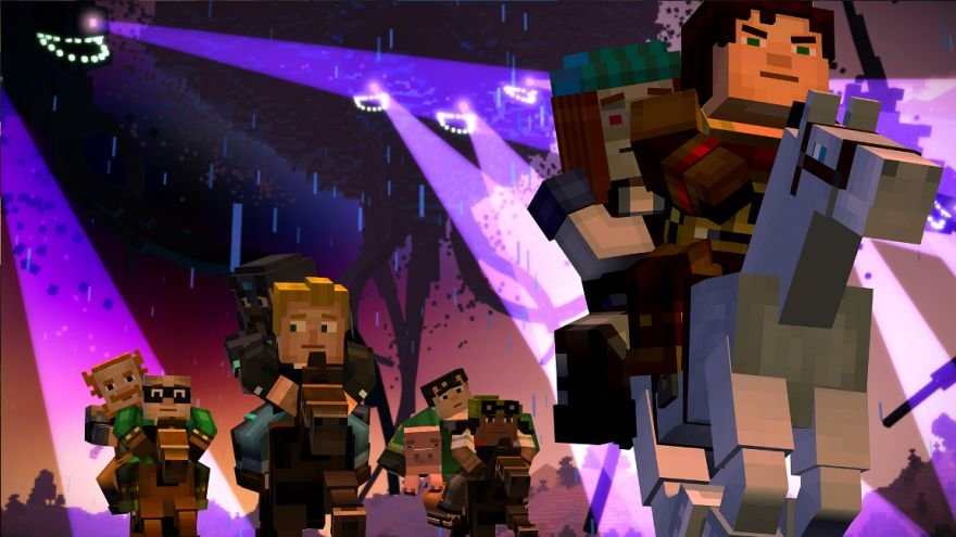 Minecraft: Story Mode - Episode 4: A Block and a Hard Place Screenshot 59377