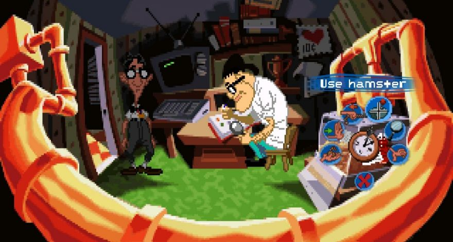 Day of the Tentacle Remastered Screenshot 62730