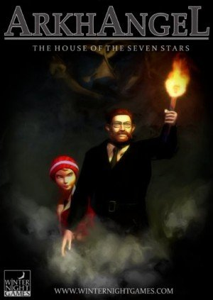 Arkhangel: The House of the Seven Stars - Cover art