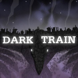 Dark Train Box Cover