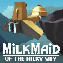 Milkmaid of the Milky Way Box Cover