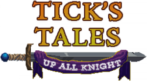 Tick's Tales: Up All Knight Box Cover