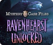 Mystery Case Files: Ravenhearst Unlocked - Cover art