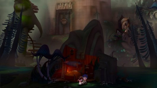 Screenshot for Land of Lamia: World of Monsters, The #0