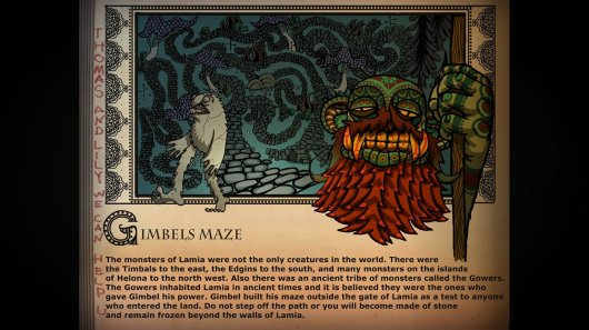 Screenshot for Land of Lamia: World of Monsters, The #1