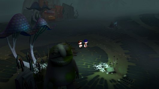 Screenshot for Land of Lamia: World of Monsters, The #2