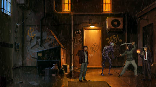 Unavowed Screenshot 6