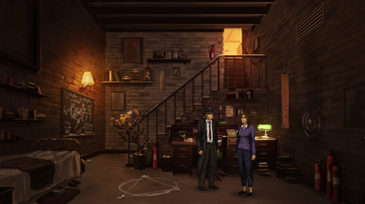 Unavowed Screenshot 5