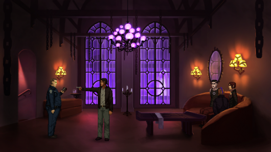 Unavowed Screenshot 3