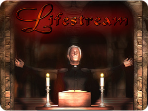 Lifestream (Interactive Fiction remake) Box Cover