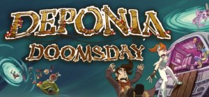 Deponia Doomsday Box Cover