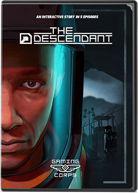 The Descendant Box Cover