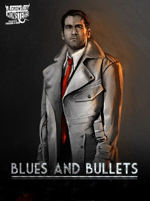 Blues and Bullets Box Cover