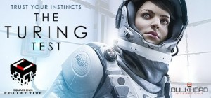 The Turing Test Box Cover
