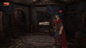 'King's Quest: Chapter 3 - Once Upon a Climb - Screenshot #10