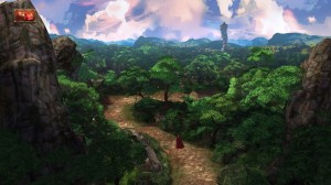 'King's Quest: Chapter 3 - Once Upon a Climb - Screenshot #5