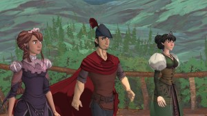 'King's Quest: Chapter 3 - Once Upon a Climb - Screenshot #3