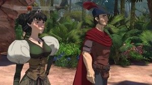 'King's Quest: Chapter 3 - Once Upon a Climb - Screenshot #2
